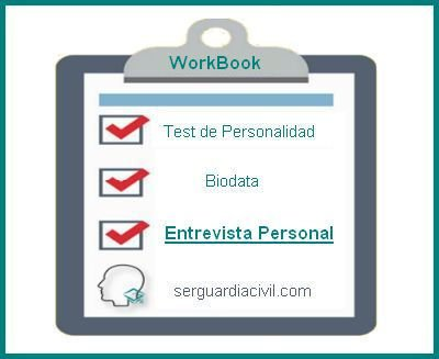 WorkBooks Entrevista Personal Ser Guardia Civil
