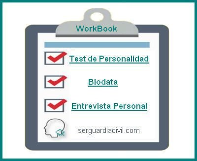 WorkBooks Pack Ser Guardia Civil